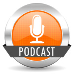 podcast vector icon
