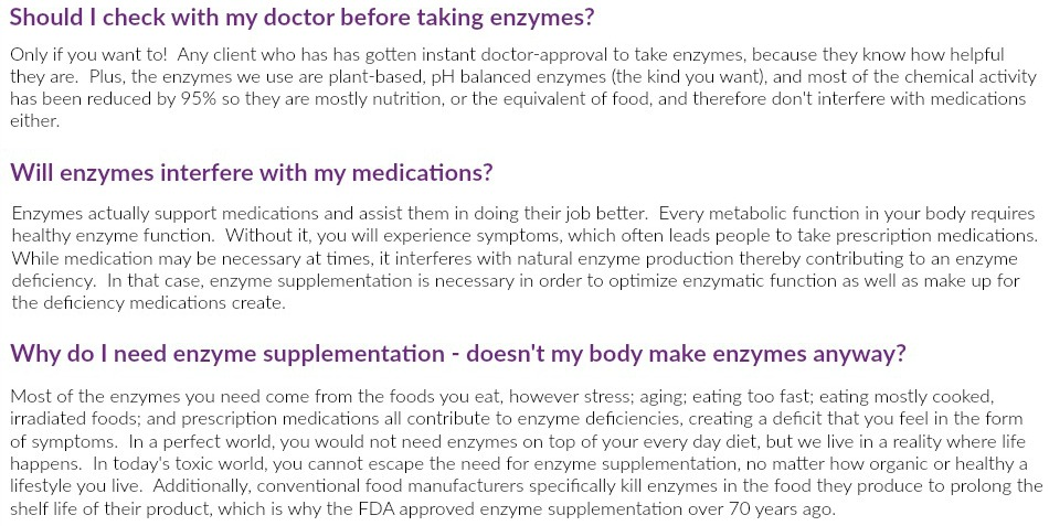 do-enzymes-interfere-with-medications
